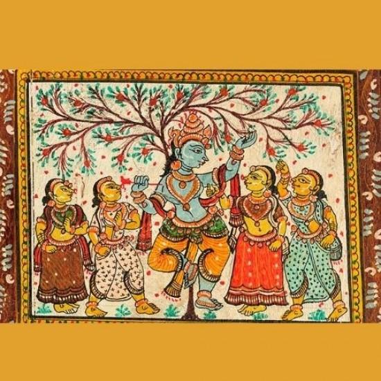 Pattachitra Paintings -2