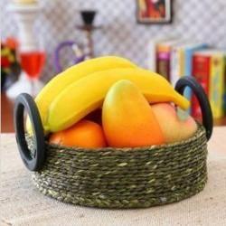 Sabai Grass Fruit Bowls