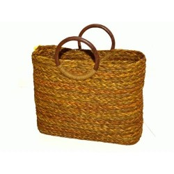 Sabai Grass Mat Bag