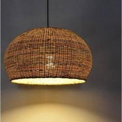 Bamboo Hanging Lamp Shade