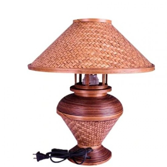 Bamboo Table Lamp Stand