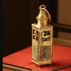 Dhokra Night Lamp